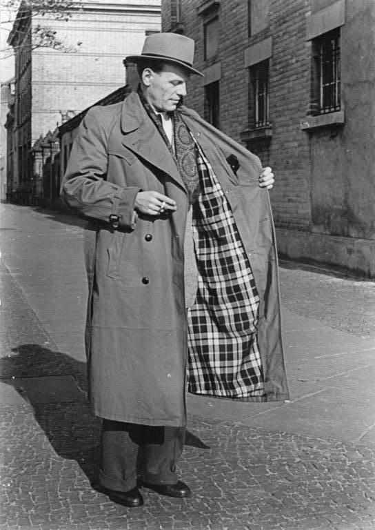 trenchcoat, custom apparel